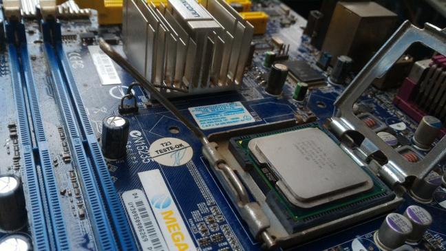 Démission surprise du PDG d'Intel