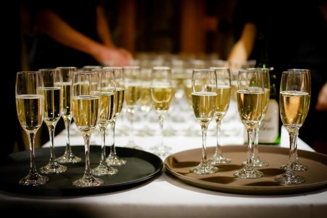 Ventes de champagne record de 2018, mais des baisses de volumes