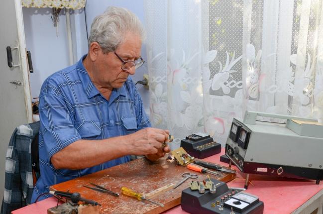 France : 3% des retraités continuent à travailler