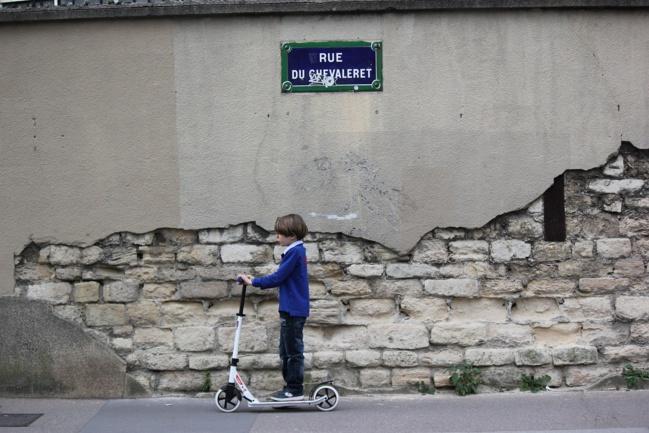 Paris : une redevance pour les trottinettes en libre service
