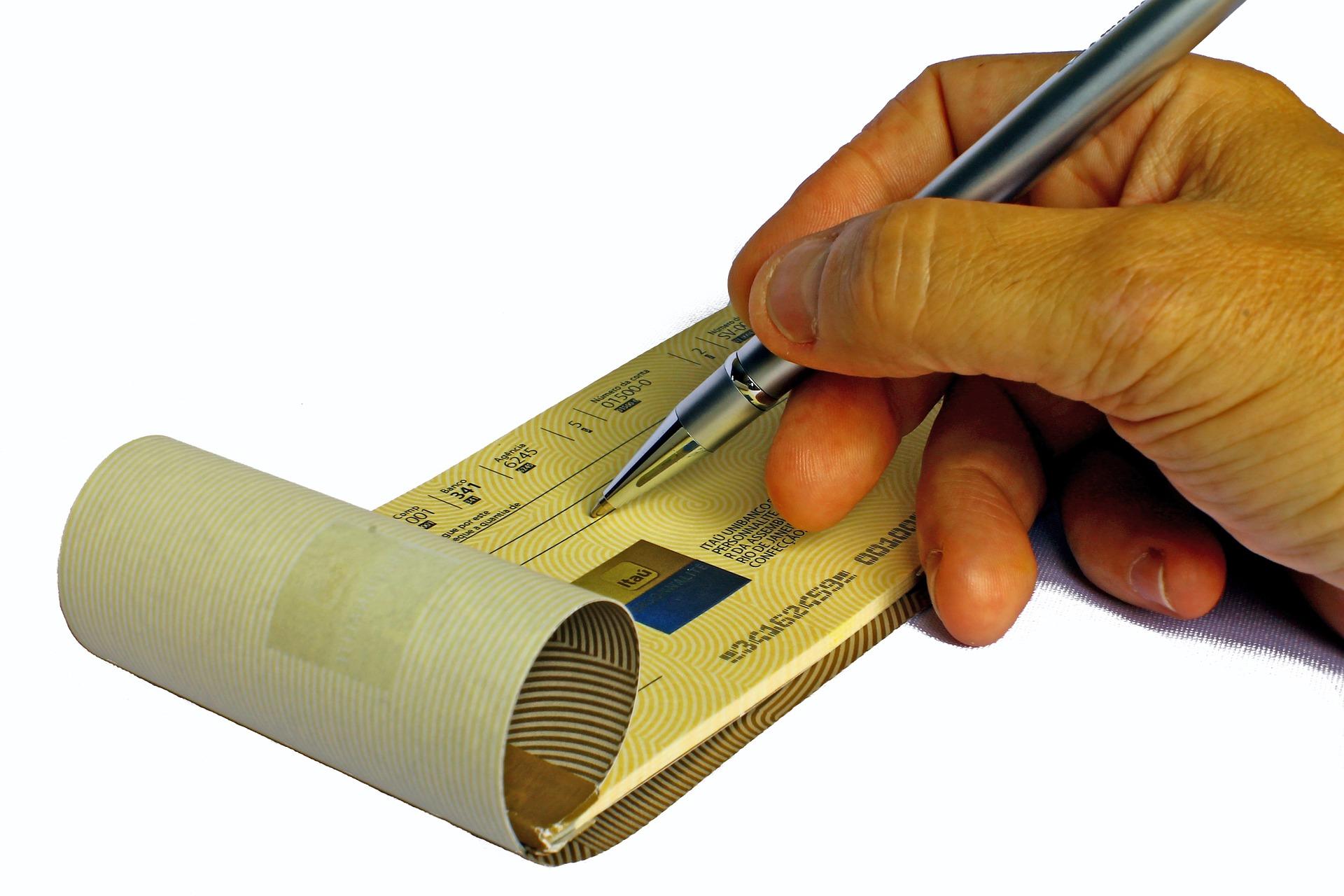 Fraude aux moyens de paiement : le chèque en tête