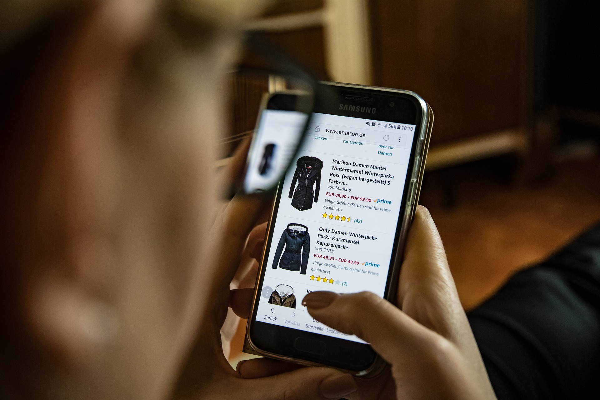 L'achat de vêtements sur Internet, un réflexe pour 40% des internautes