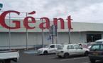 Un hypermarché Géant Casino ouvert le dimanche sans caissiers