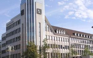 La Deutsche Bank supprime 18000 emplois