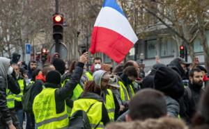 Gilets Jaunes : plus d'un Français sur deux approuvent toujours la mobilisation