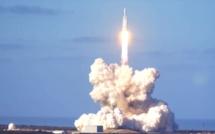 SpaceX réussit le lancement de sa fusée Falcon Heavy