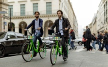 Le service de location de vélos Gobee.bike s'arrête en France