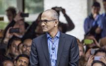 Satya Nadella, les premiers pas du nouveau patron de Microsoft
