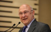Michel Sapin confirme la prévision de croissance de 1% pour la France en 2014