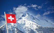 La Suisse subit un krach boursier