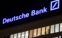 ​La Deutsche Bank double son bénéfice en 2014