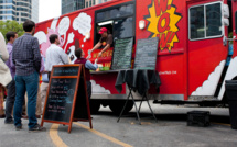 Paris va expérimenter les food trucks