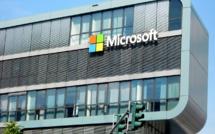 Microsoft la tête dans le nuage